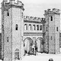 Porta di Como romana