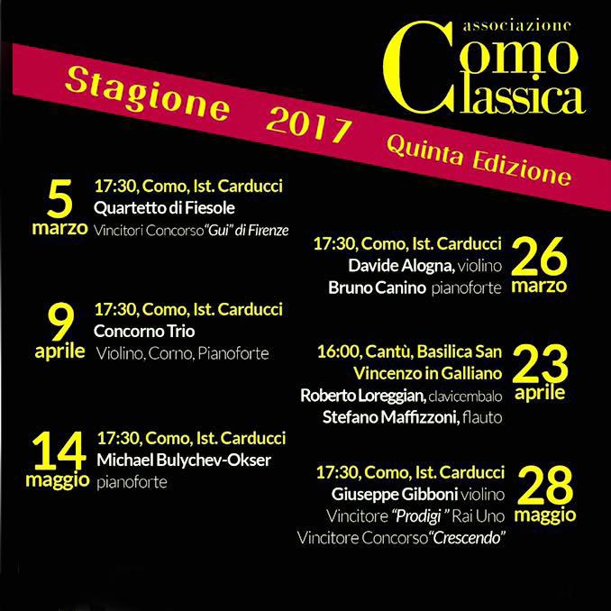 Davide Alogna e Bruno Canino in concerto