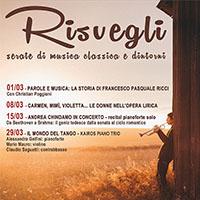 Parole e musica: La storia di Francesco Pasquale Ricci