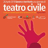 Una giornata di Teatro civile