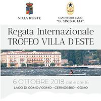 Trofeo Villa d'Este 2018