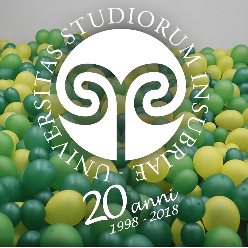 Vent'anni di Università degli Studi dell'Insubria