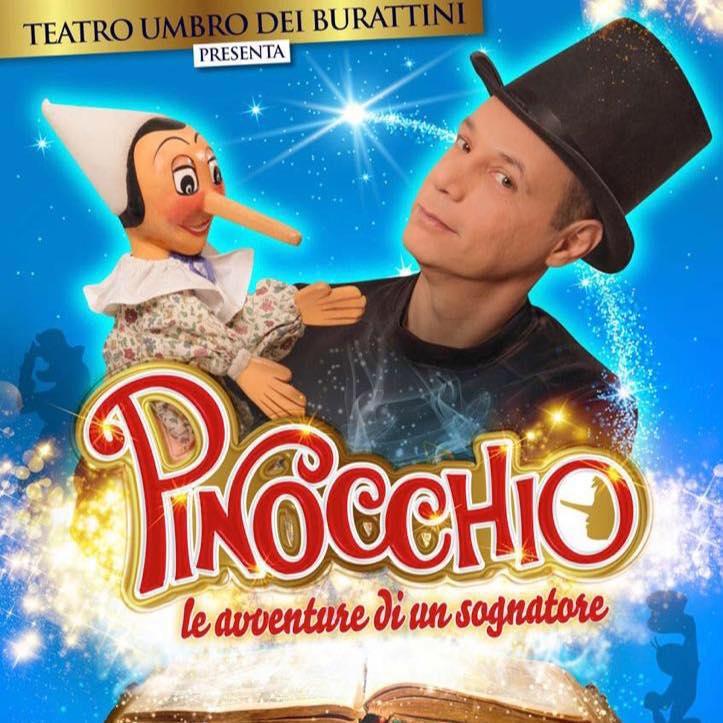 Pinocchio, le avventure di un sognatore
