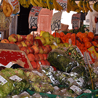 I mercati in città