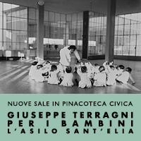 Giuseppe Terragni per i bambini: l'asilo Sant'Elia