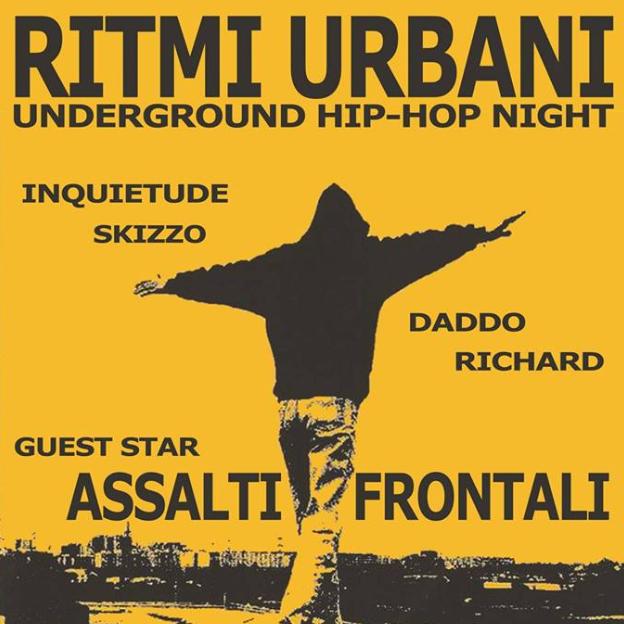 Assalti Frontali In Concerto - Ritmi Urbani